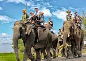 Tour Du Lịch Thái Lan 4 Ngày 3 Đêm Bay LionAir