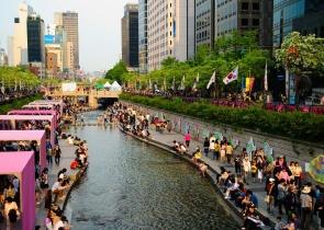 Tour du lịch hàn quốc Seoul - đảo Jeju 6 ngày 5 đêm bay hàng không Asiana Arilines (OZ)