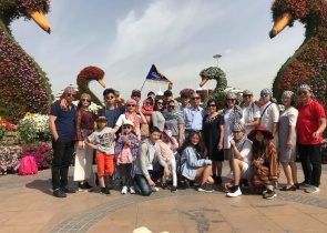Tour Du Lịch Dubai 6 Ngày 5 Đêm Bay Emirates Airlines Dịp 30/4