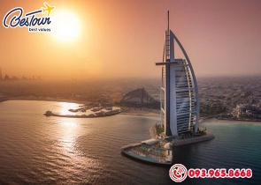 Tour Du Lịch Dubai 6 Ngày 5 Đêm Bay Emirates Airlines