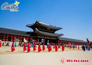 Tour Du Lịch Hàn Quốc 5 Ngày 4 Đêm Dịp Lễ 30/4