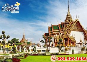 Tour Du Lịch Thái Lan 4 Ngày 3 Đêm - Tết Nguyên Đán