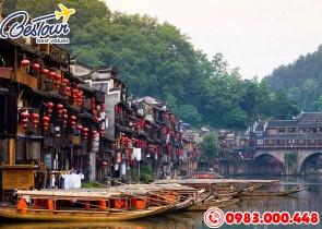 Tour Du Lịch Trung Quốc 6 Ngày 5 Đêm: Nam Ninh - Trương Gia Giới - Phượng Hoàng Cổ Trấn - Phù Dung Trấn