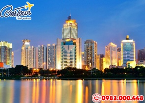 Tour Du Lịch Trung Quốc 4 Ngày 3 Đêm: Nam Ninh - Quế Lâm