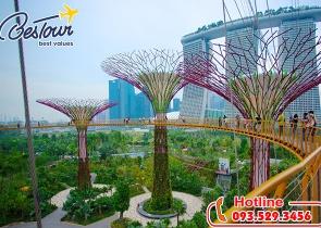Tour Du Lịch Singapore - Malaysia 5 Ngày 4 Đêm - TR/OD