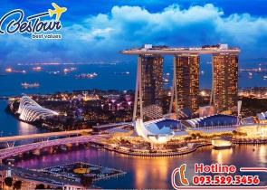 Tour Du Lịch Singapore - Malaysia 6 Ngày 5 Đêm - TR/OD