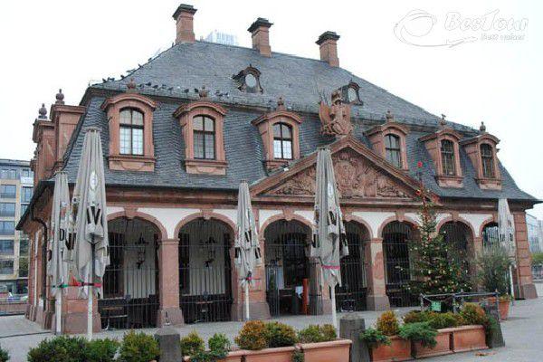 Kết quả hình ảnh cho Nhà lưu niệm Johann Wolfgang von Goethe